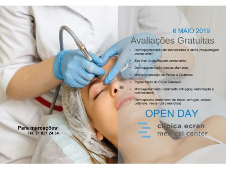Open Day – Sessões Individuais de Esclarecimento sobre Estética Avançada