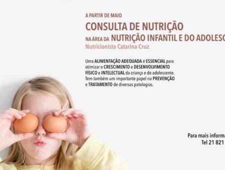 Consulta de Nutrição da Criança e do Adolescente
